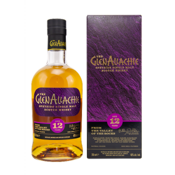 Glenallachie 12 Jahre - Single Malt