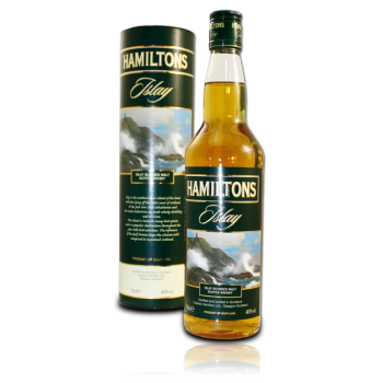 Hamiltons Islay Whisky - Blended Malt
