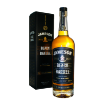 Jameson Black Barrel - Irish Whiskey