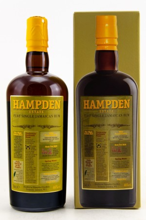 Hampden Estate - Pur Single Jamaican Rum