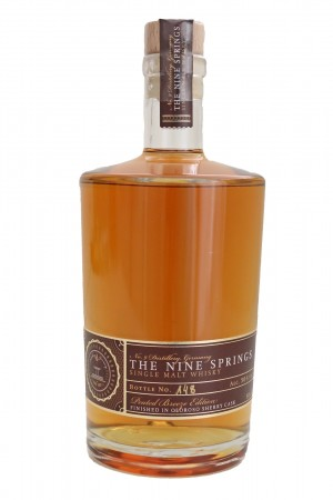 The NIne Springs - Peated Breeze Edition Sherry Cask
