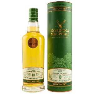 Whisky des Monats September 2019 – Tormore 13 y.o. G&M Discovery
